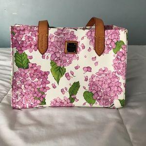 Dooney & Burke Floral Bag